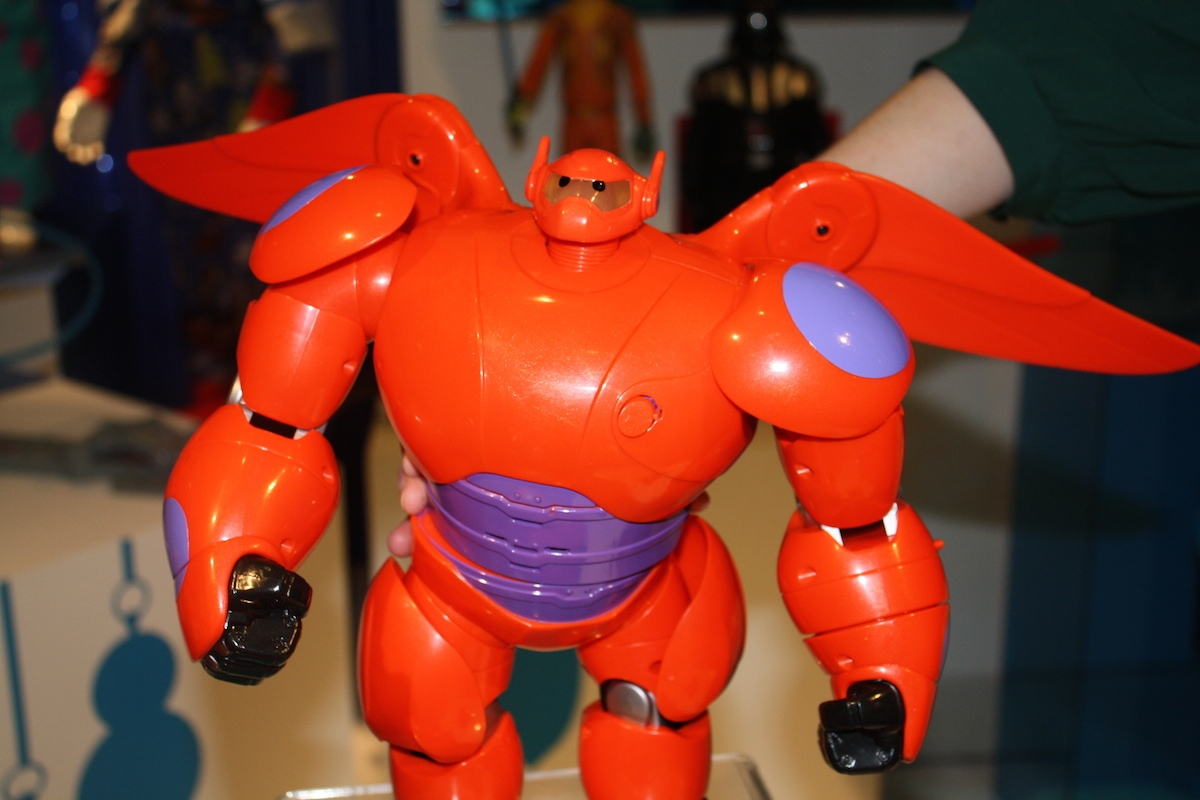 Disney Holiday Preview 2014 - Big Hero 6 - Image 3