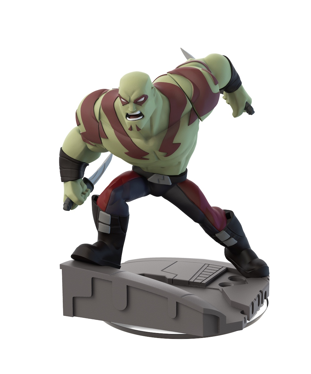 Disney Infinity 2 - Guardians Figures - Drax