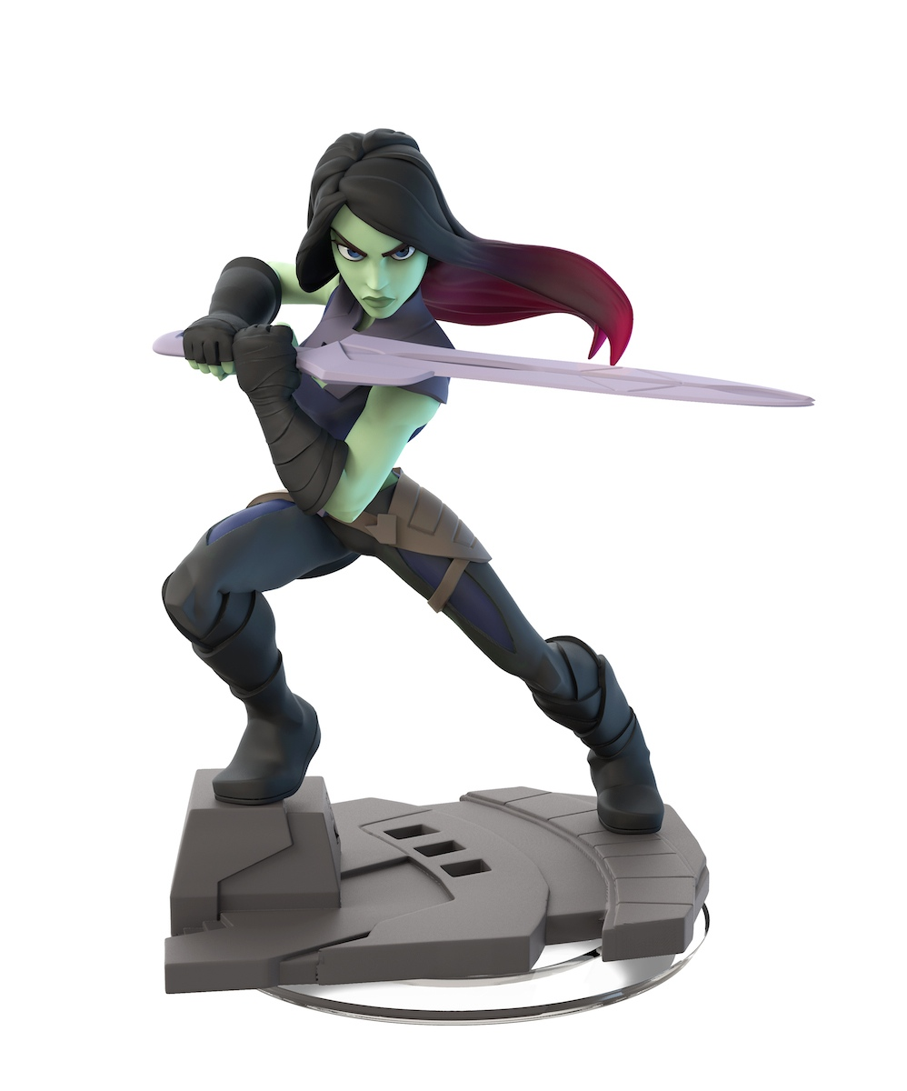 Disney Infinity 2 - Guardians Figures - Gamora