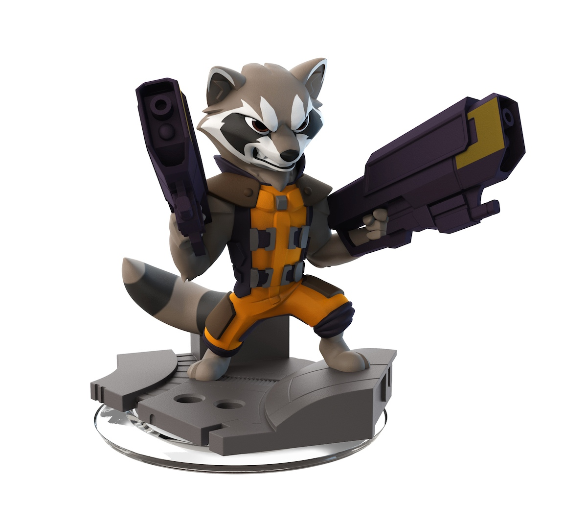 Disney Infinity 2 - Guardians Figures - Rocket Raccoon