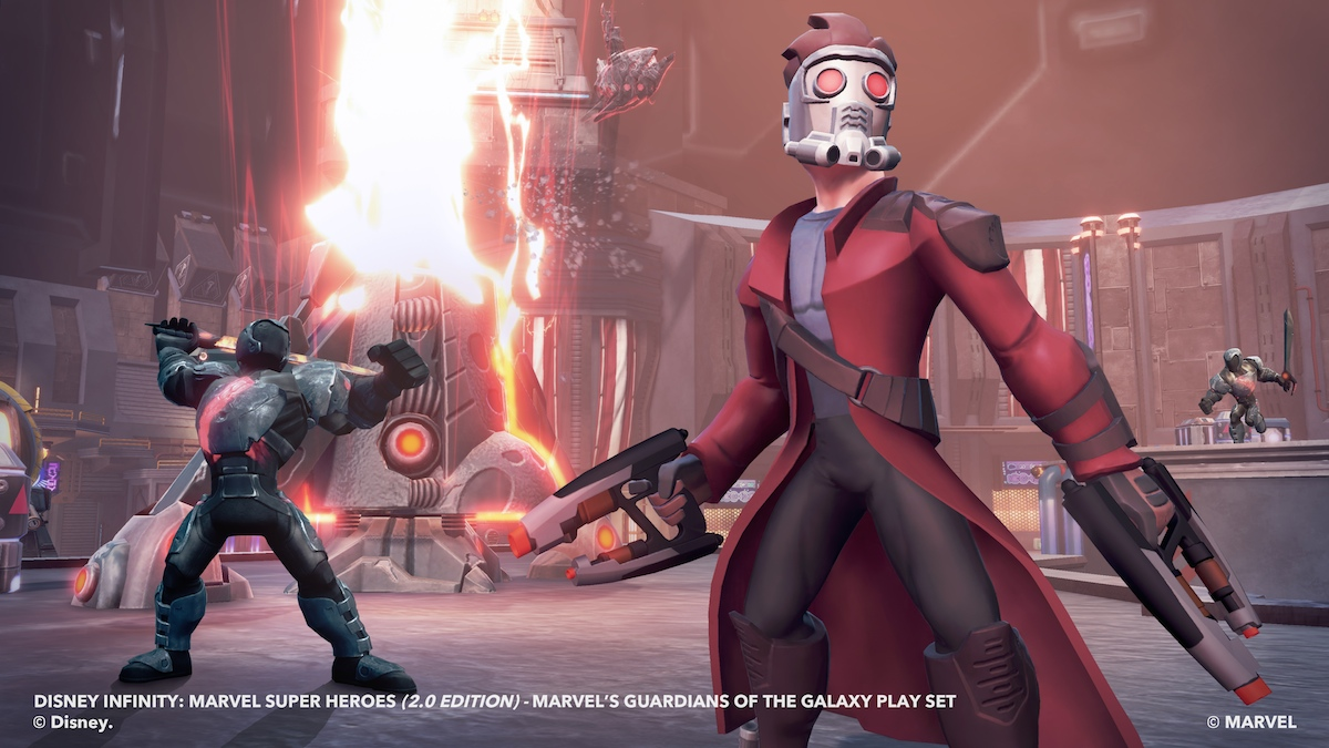 Disney Infinity 2 - Guardians Play Set - Image 2