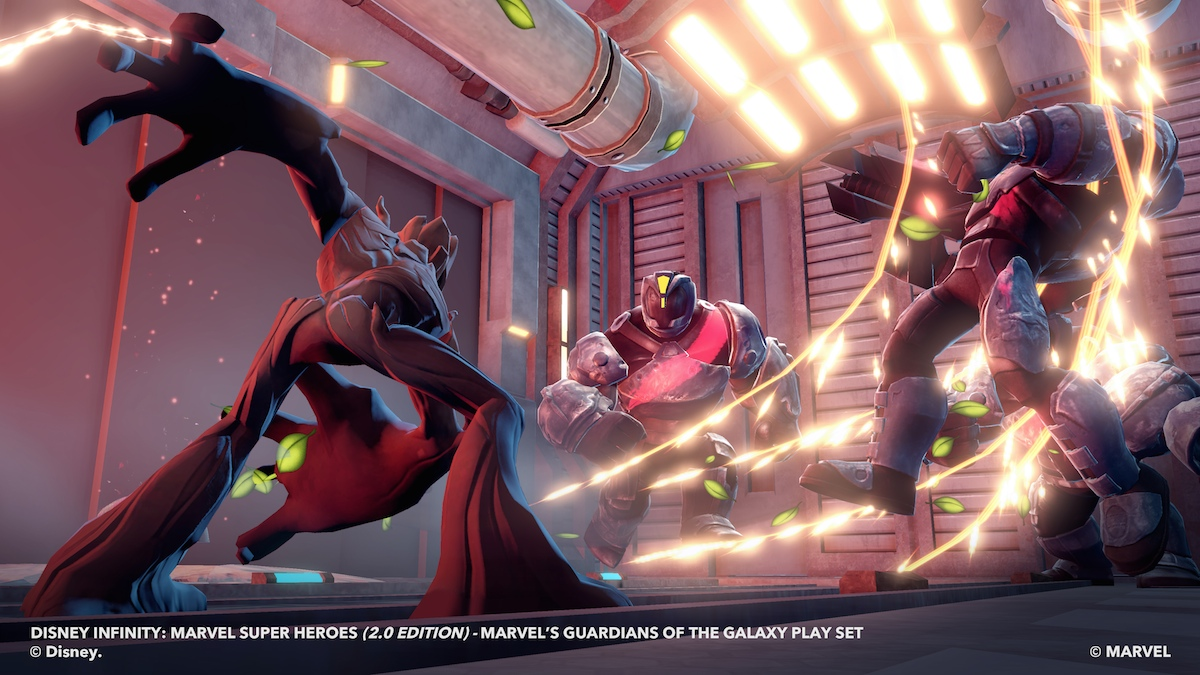 Disney Infinity 2 - Guardians Play Set - Image 3