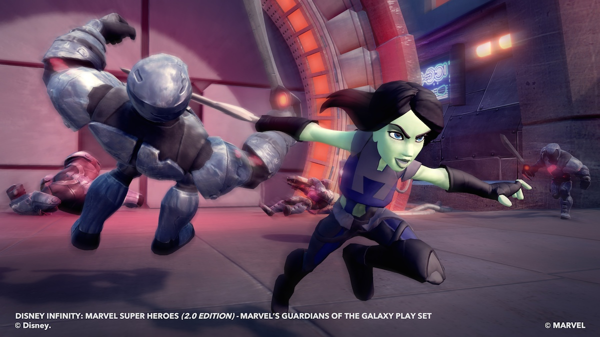 Disney Infinity 2 - Guardians Play Set - Image 4