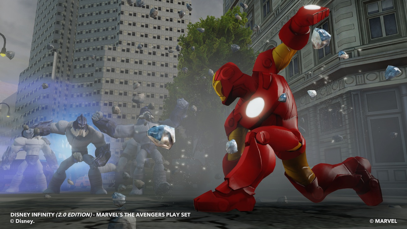 Disney Infinity 2 - Iron Man
