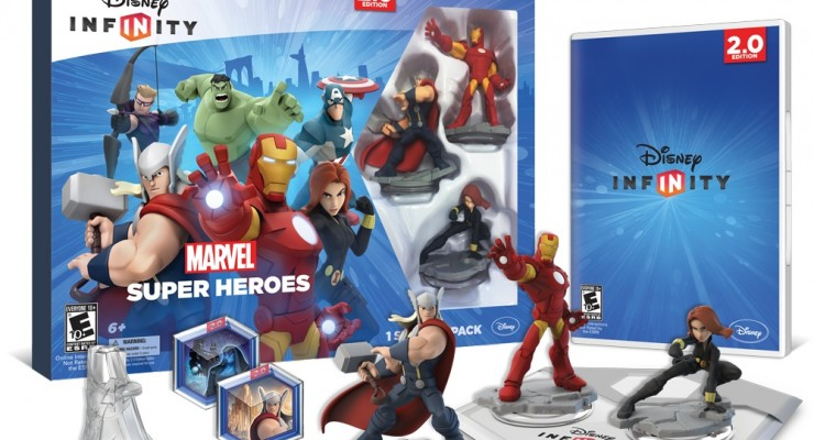 Disney Infinity 2.0 Goes On Sale September 23