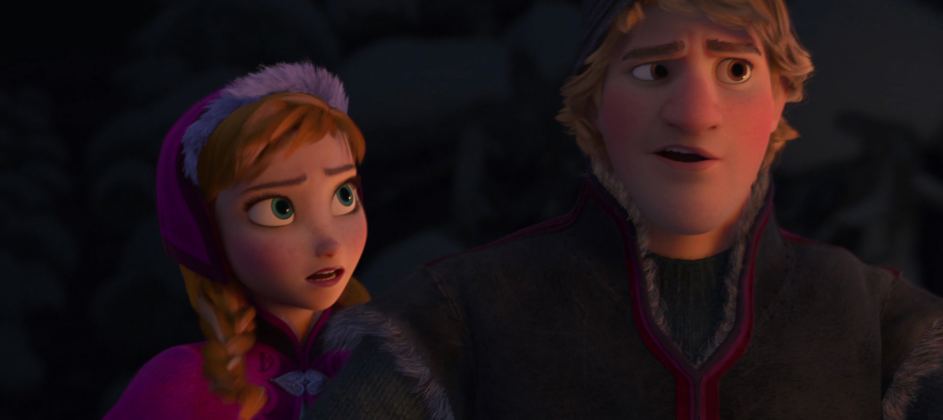 Frozen - Anna and Kristoff