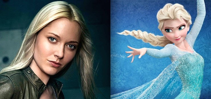 'Once Upon A Time' Casts Its Elsa