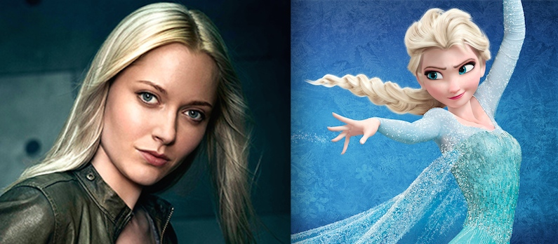 Once Upon A Time - Georgina Haig as Elsa