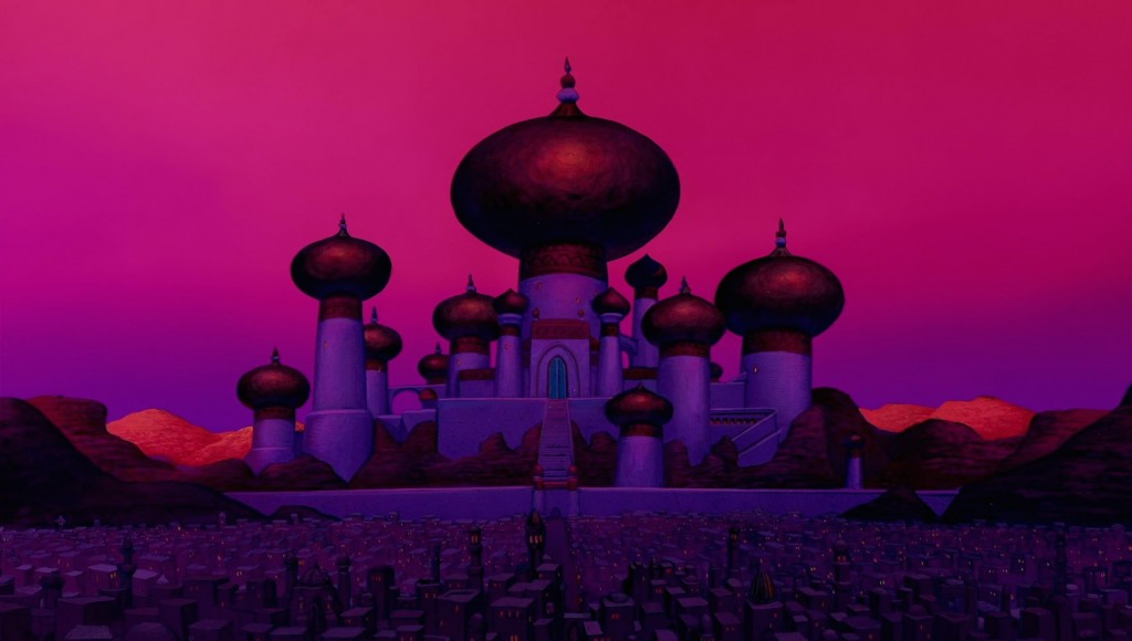 Aladdin - Agrabah