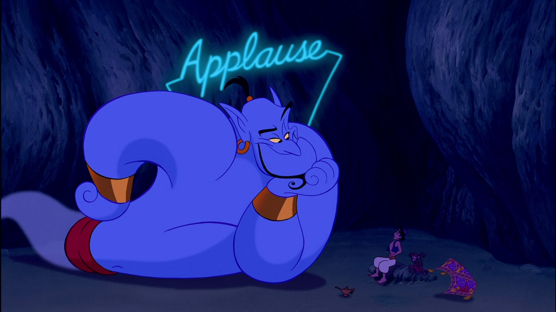 Aladdin - Script