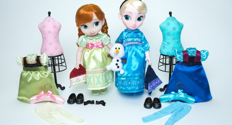 Preview: 'Frozen' Toys and Merchandise Coming Later This Year