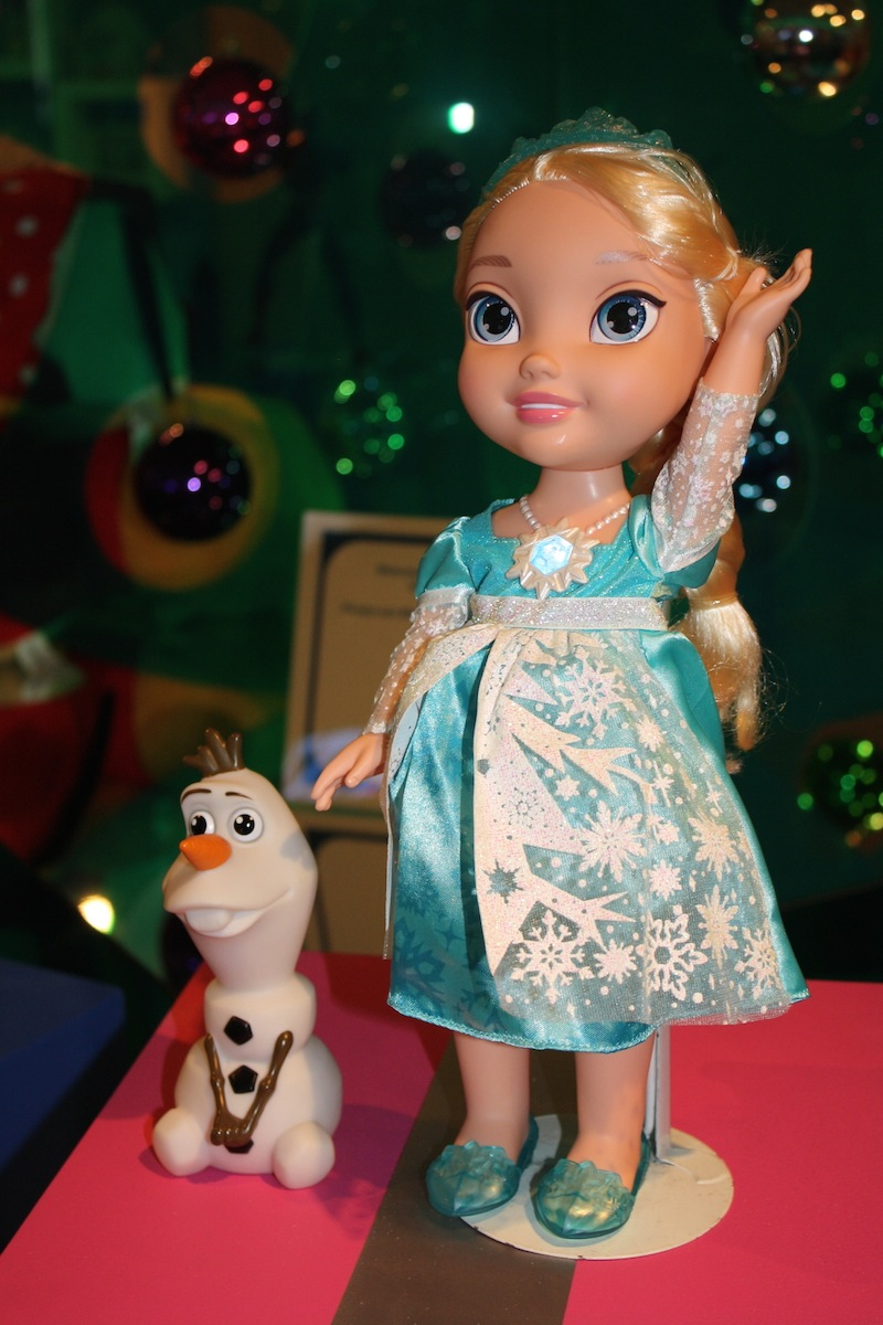Snow Glow Elsa ($34.99) from JAKKS Pacific available at retailers nationwide in the Fall
