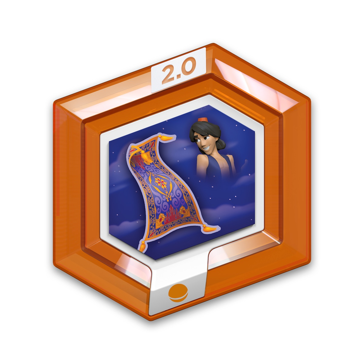 Disney Infinity 2 - Aladdin Magic Carpet Disc
