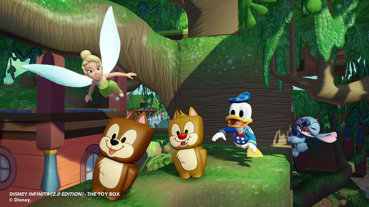 Disney Infinity 2 - Donald Toy Box 1