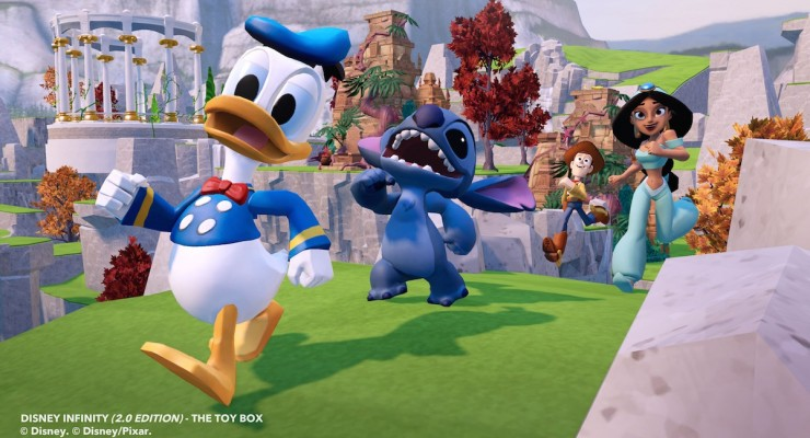 Donald Duck Joins 'Disney Infinity 2'