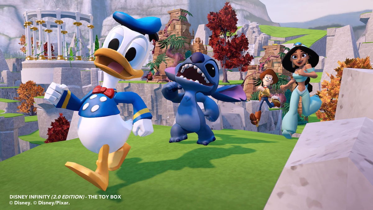 Disney Infinity 2 - Donald Toy Box 10