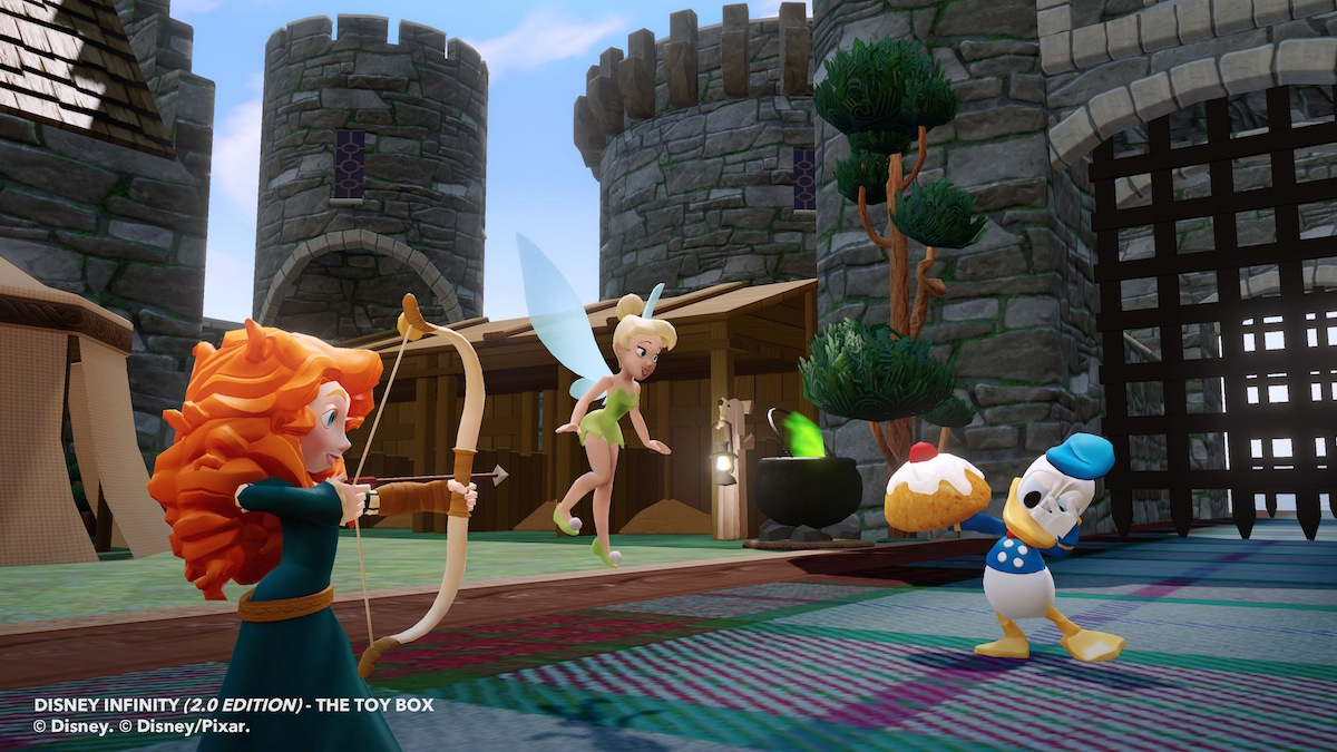 Disney Infinity 2 - Donald Toy Box 2
