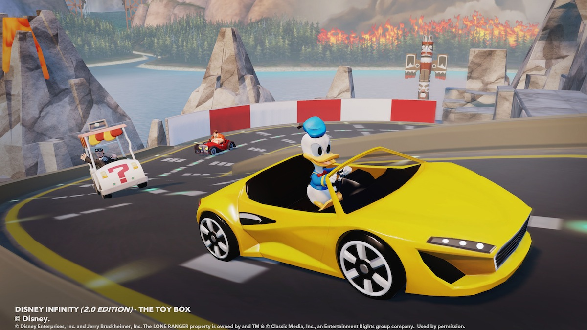 Disney Infinity 2 - Donald Toy Box 6