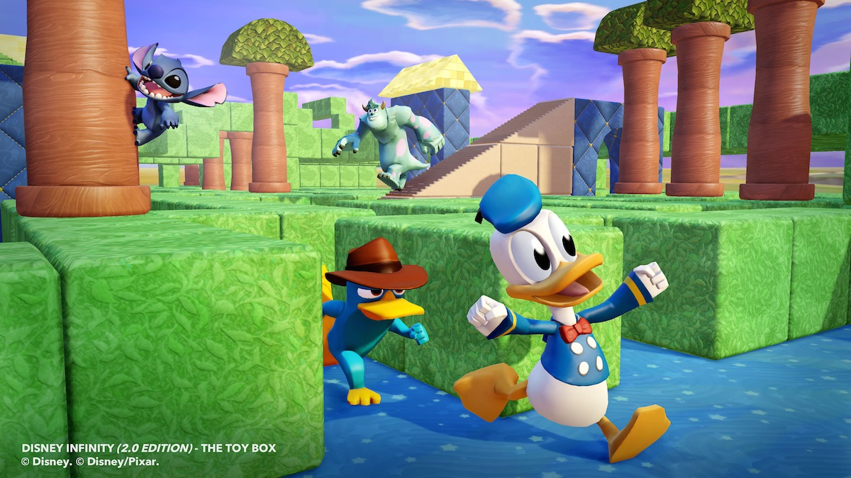 Disney Infinity 2 - Donald Toy Box 8