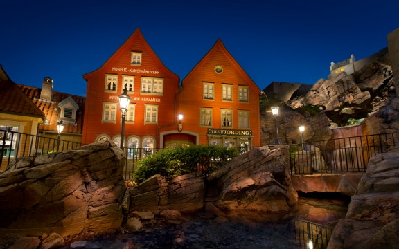 World Showcase's Norway Pavilion