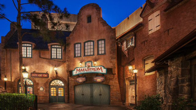 Maelstrom attraction