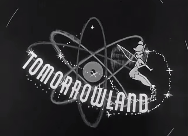 Disneyland TV Show - Tomorrowland