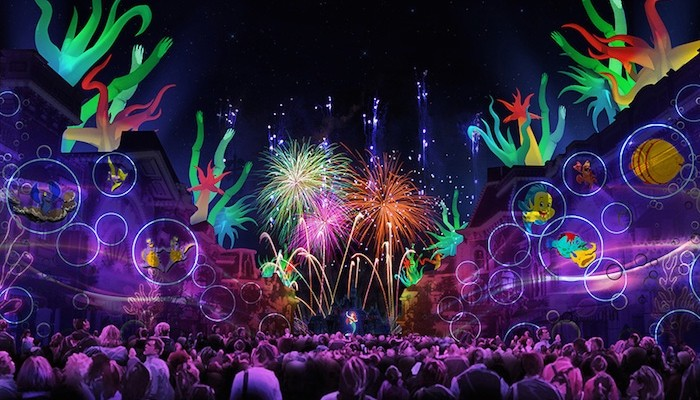 Disneyland's 60th Anniversary Celebration Includes New Parade, Fireworks Show
