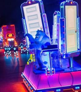 Disneyland 60th Anniversary - Paint The Night 2