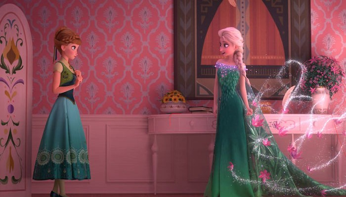 First Look: 5 New Images From 'Frozen' Short 'Frozen Fever'