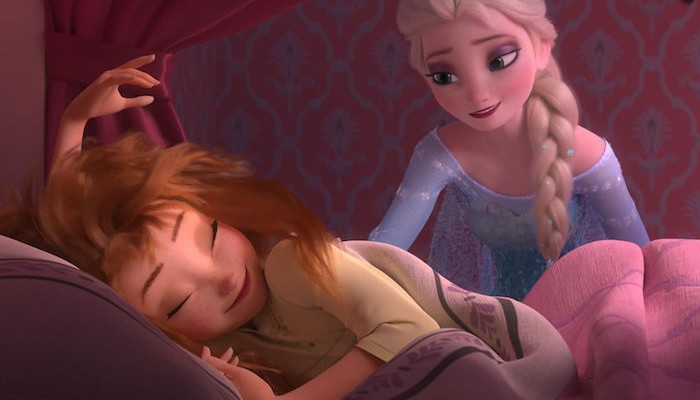 Sneak Peek: New 'Frozen' Song