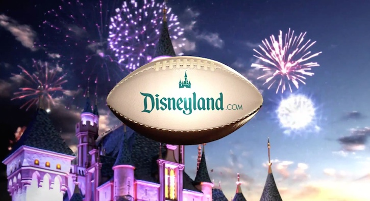 "Watch The New ""We're Going To Disneyland"" Post-Super Bowl Ad"